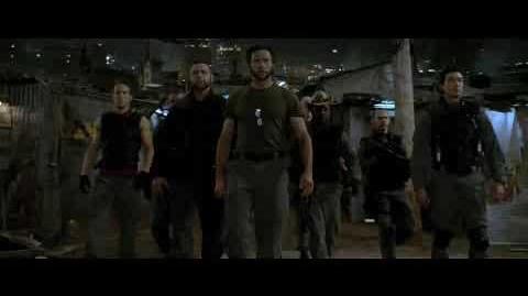 X Men Origins Wolverine Character Spot - Fred Duke