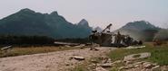 Canadian Rockies - Zero Helicopter Crash