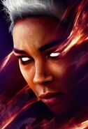 XMDP Storm Textless Character Poster