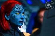 Dark Phoenix Entertainment Weekly Mystique