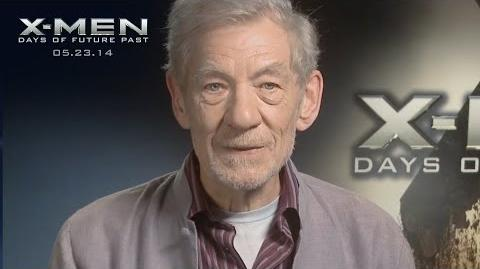 X-Men Days of Future Past X-Men X-Perience Ian McKellen