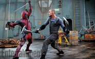 Deadpool vs Ajax EW