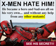 X-Men Hate Him