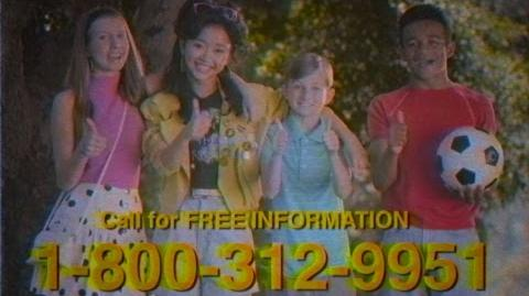 Xavier's School for Gifted Youngsters TV Commercial