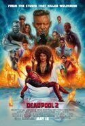 Deadpool 2 Final Poster