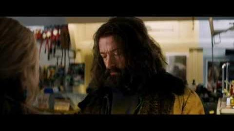 The Wolverine Featurette - 'A Ronin Story'