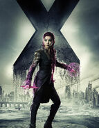 XMDOFP Blink Character Poster