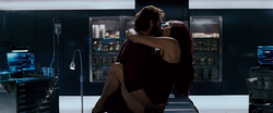 XM3 Jean and Wolverine Kissing