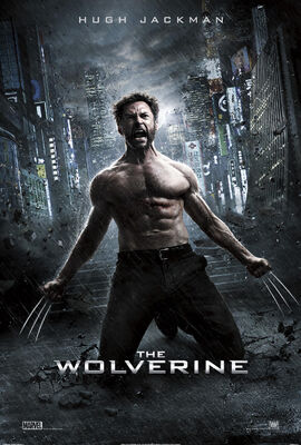 TheWolverine poster