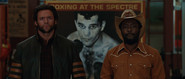 James Logan & John Wraith - Spectre Boxing Club