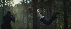 Logan Berserk In Forest