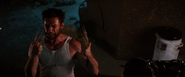 Regrowing His Bone Claws (The Wolverine)