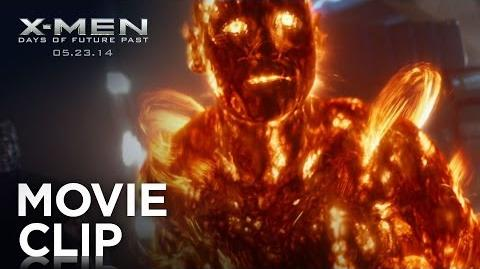 "X-Men Days of Future Past ""Opening Battle"" Clip HD 20th Century FOX"
