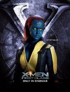 X-men first class mystique