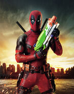 Deadpool Total Film Textless