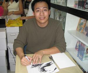 Philip Tan Agent Orange Comic Book Artist
