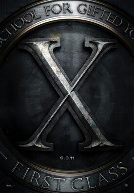 X-Men First Class teaser