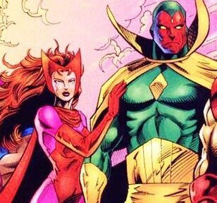 Scarlet-witch-vision