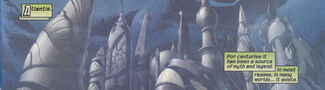 2- Atlantis (Earth-Doom Vs Namor)
