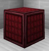 Red Crystalline