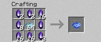 Blue Crystallon