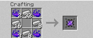 Purple Blazing Spikeball