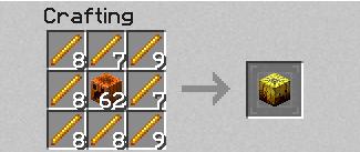 Blaze Pumpkin