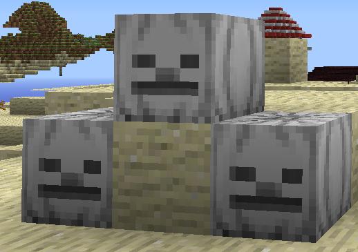 Skeletal Pumpkins