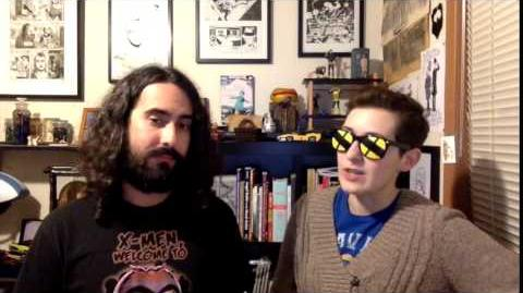 Rachel and Miles Review the X-Men, Episode 32