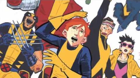 Rachel & Miles Review the X-Men, Episode 69