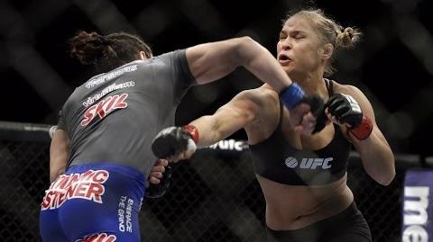 Ronda Rousey vs. Sara McMann FuLL Fight Match ( HD )