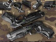 Energy handgun