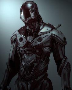 Cybernetic Alistair