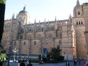 Salamancacatedral