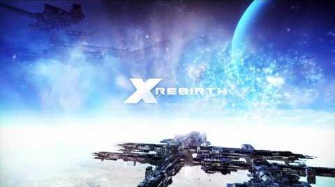 X Rebirth - Reveal Trailer HQ