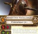 Mercenário Mandalorian