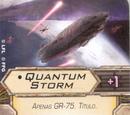 Quantum Storm