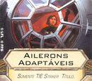 Ailerons Adaptáveis