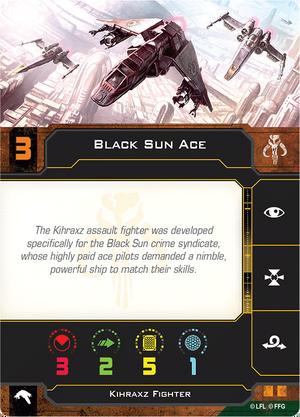 Kihraxz Ace