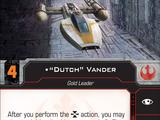 """Dutch"" Vander"