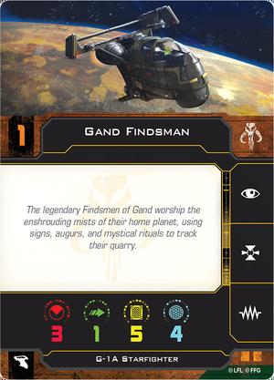 G-1A Findsman