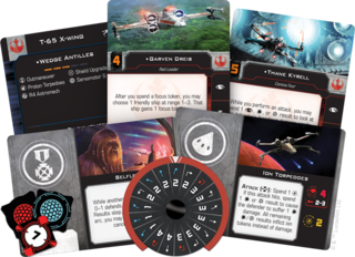 T-65 Xwing Expansion Pack Spread