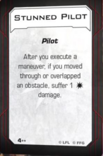Stunned Pilot