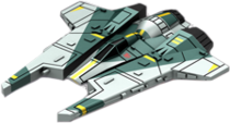 Ship Fang Fighter