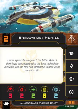 Lancer Hunter