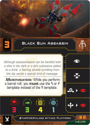StarViper Assassin