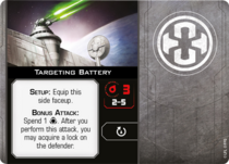 Swz55 targeting-battery card