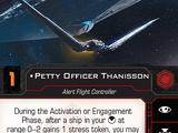 Petty Officer Thanisson (Upsilon)