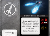 Swz31 energy-shell-charges
