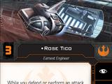 Rose Tico (Transport Pod)